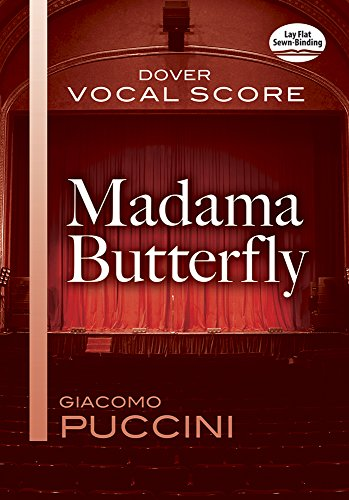 9780486780375: Madama Butterfly: Vocal Score