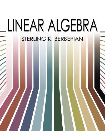 9780486780559: Linear Algebra (Dover Books on Mathematics)