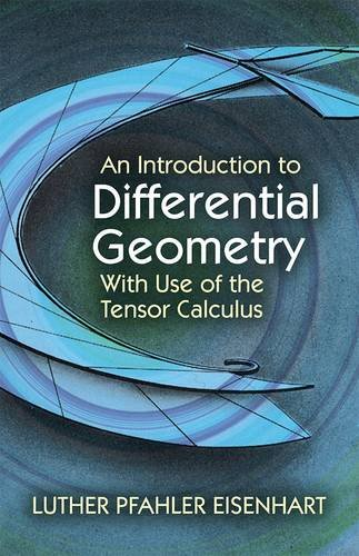 9780486780597: An Introduction to Differential Geometry: With Use of the Tensor Calculus (Dover Books on Mathematics)