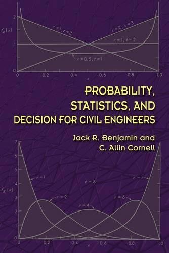 9780486780726: Probability, Statistics, and Decision for Civil Engineers