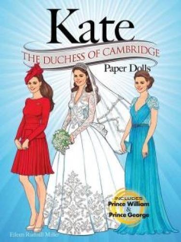 9780486780733: Kate: The Duchess of Cambridge Paper Dolls