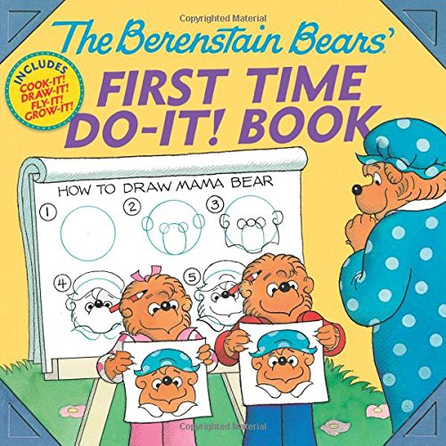 9780486781792: The Berenstain Bears®' First Time Do-It! Book (Berenstain Bears First Time Books)