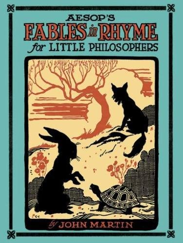9780486781808: Aesop's Fables in Rhyme for Little Philosophers