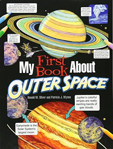 9780486783291: My First Book About Outer Space (Dover Coloring Books for Children)