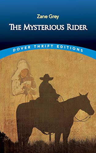9780486784663: The Mysterious Rider (Dover Thrift Editions)