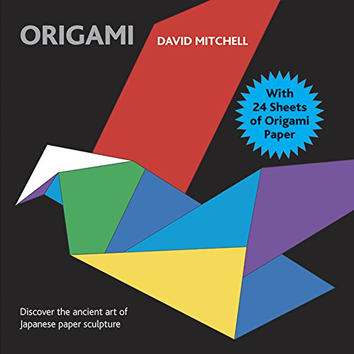 9780486784939: Origami: With 24 Sheets of Origami Paper