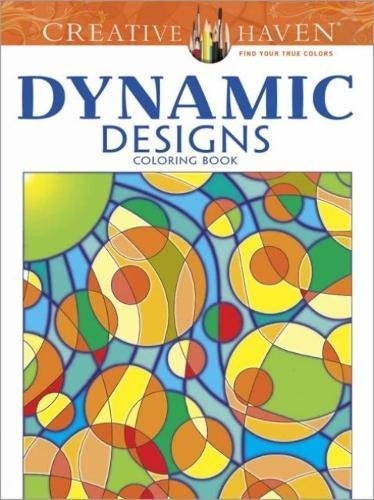 9780486784953: Creative Haven Dynamic Designs Coloring Book (Adult Coloring)