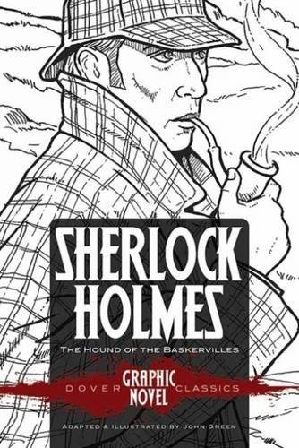 9780486785073: SHERLOCK HOLMES The Hound of the Baskervilles (Dover Graphic Novel Classics) (Dover Graphic Novels)