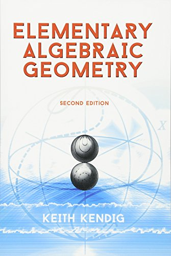 9780486786087: Elementary Algebraic Geometry: Second Edition (Dover Books on Mathematics)