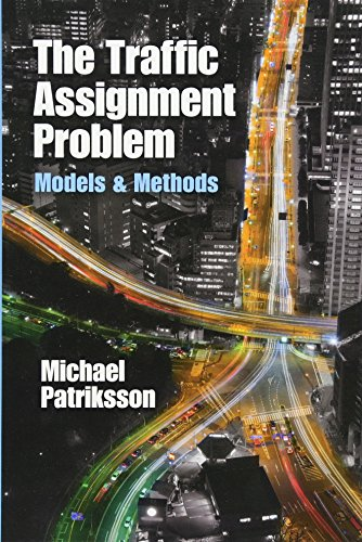 9780486787909: The Traffic Assignment Problem: Models and Methods (Dover Books on Mathematics)