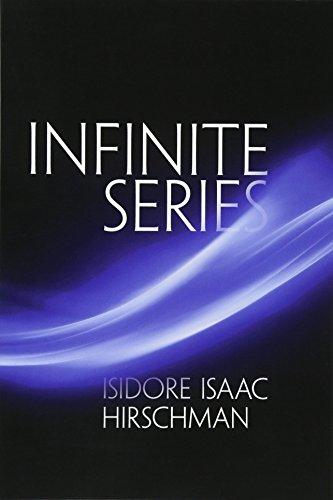 9780486789750: Infinite Series (Dover Books on Mathematics)