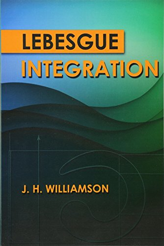 9780486789774: Lebesgue Integration (Dover Books on Mathematics)