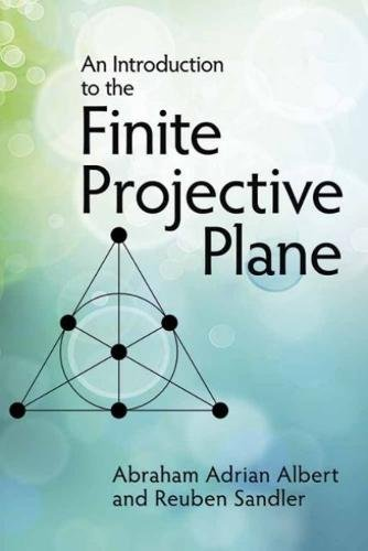 9780486789941: An Introduction to Finite Projective Planes (Dover Books on Mathematics)