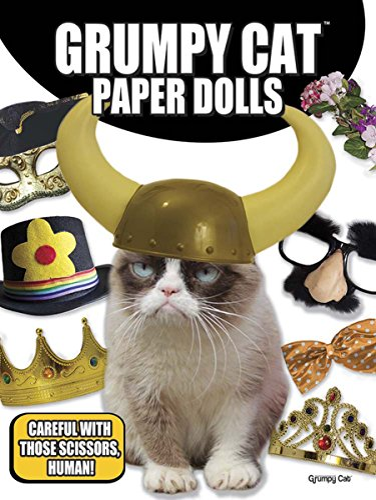 9780486791623: Grumpy Cat Paper Dolls