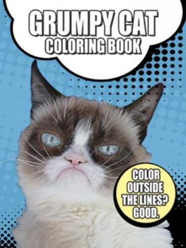 9780486791630: Grumpy Cat Coloring Book (Dover Coloring Books for Children)