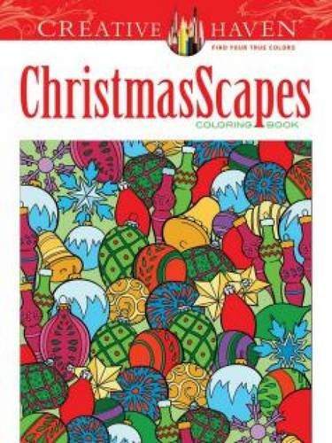 9780486791876: Creative Haven ChristmasScapes Coloring Book (Creative Haven Coloring Books)