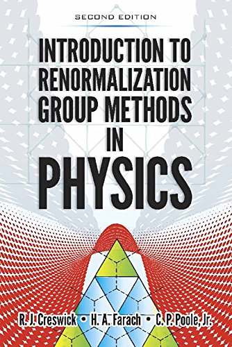 9780486793450: Introduction to Renormalization Group Methods in Physics