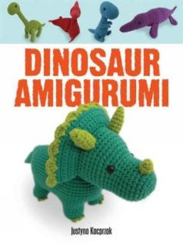 9780486793689: Dinosaur Amigurumi