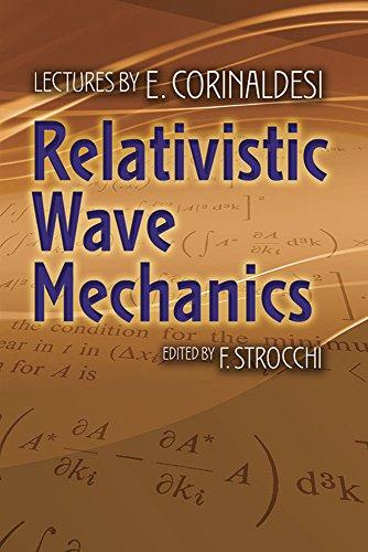 9780486793771: Relativistic Wave Mechanics