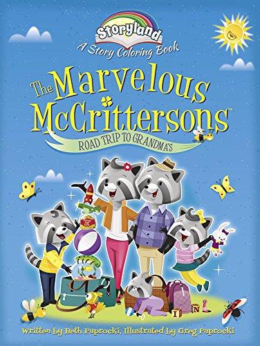 Storyland: The Marvelous McCrittersons -- Road Trip: Paprocki, Beth