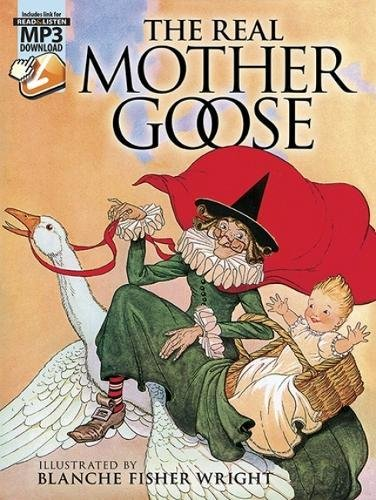 9780486793870: The Real Mother Goose: with MP3 Downloads (Dover Read and Listen)