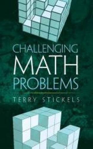 9780486795539: Challenging Math Problems (Dover Books on Mathematics)