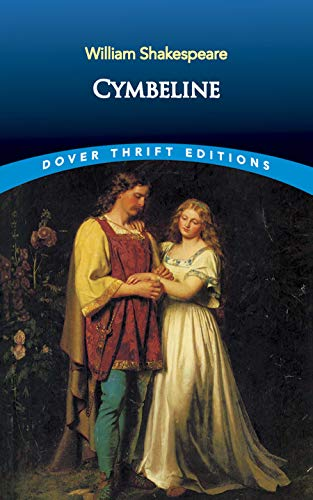 9780486796659: Cymbeline (Dover Thrift Editions)