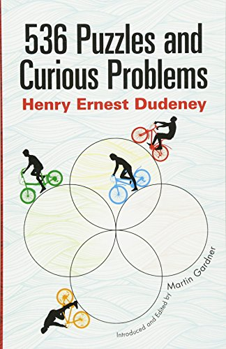 9780486796864: 536 Puzzles and Curious Problems