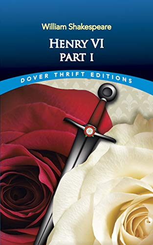 9780486796901: Henry VI, Part I (Dover Thrift Editions)