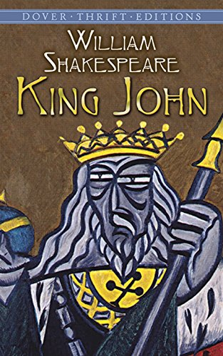 9780486796932: King John (Dover Thrift Editions)