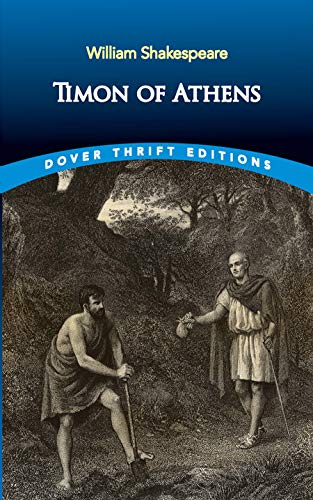9780486796956: Timon of Athens (Dover Thrift Editions)