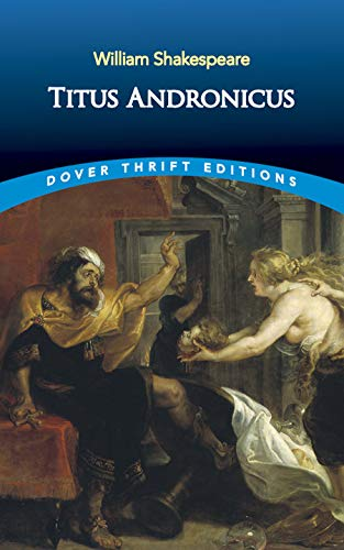 9780486796970: Titus Andronicus (Dover Thrift Editions)