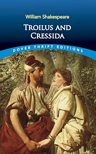 9780486796987: Troilus and Cressida (Dover Thrift Editions)