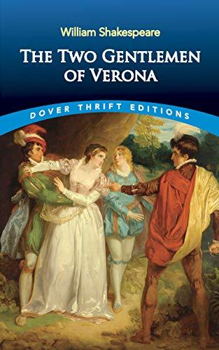 9780486796994: The Two Gentlemen of Verona (Dover Thrift Editions)