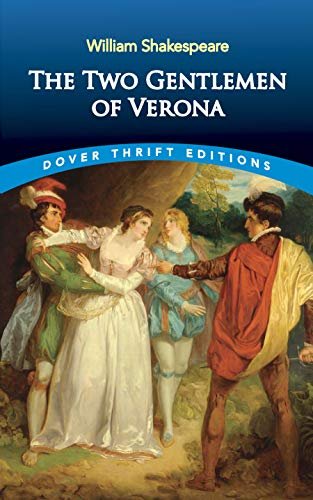9780486796994: The Two Gentlemen of Verona (Dover Thrift Editions)