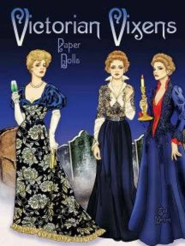 Victorian Vixens Paper Dolls: Ted Menten