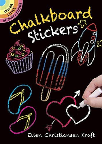 9780486797380: Chalkboard Stickers