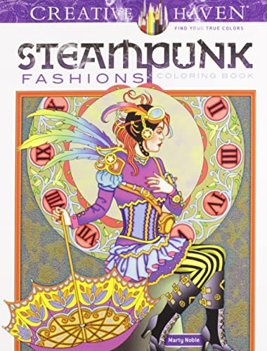 9780486797489: Steampunk Fashions
