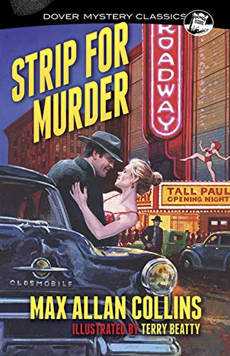 9780486798110: Strip for Murder (Dover Mystery Classics)