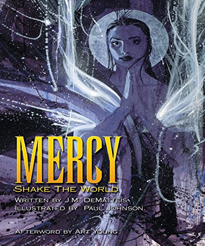 9780486799056: Mercy: Shake the World (Dover Graphic Novels)