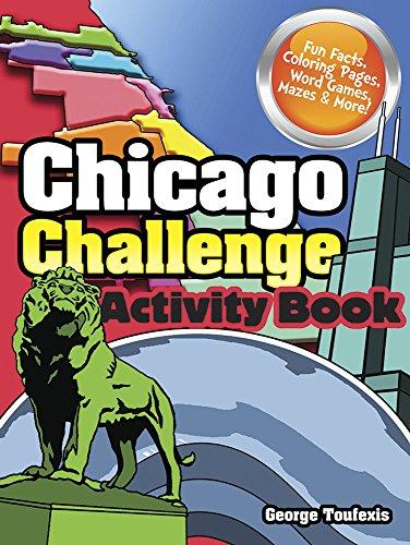 9780486799278: Chicago Challenge Activity Book (Dover Children's Activity Books)