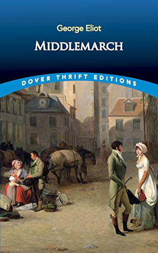 9780486799339: Middlemarch (Dover Thrift Editions)