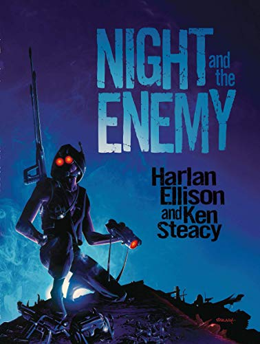 9780486799612: Night and the Enemy (Dover Graphic Novels)