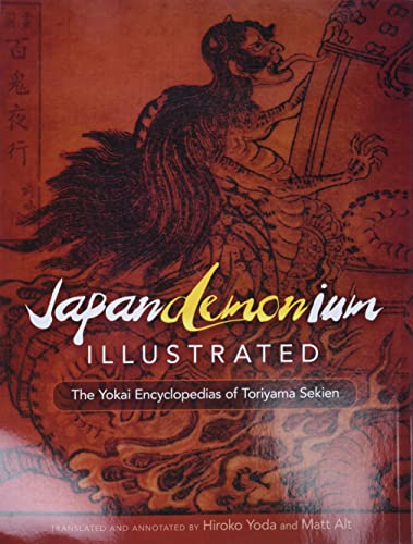 9780486800356: Japandemonium Illustrated: The Yokai Encyclopedias of Toriyama Sekien