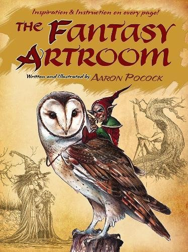 9780486801247: The Fantasy Artroom (Dover Books on Art Instruction and Anatomy)