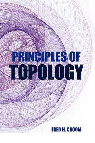 Principles of Topology (Dover Books on Mathematics): Croom, Fred H.