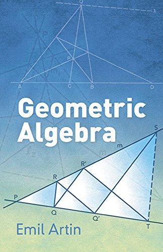 9780486801551: Geometric Algebra (Dover Books on Mathematics)