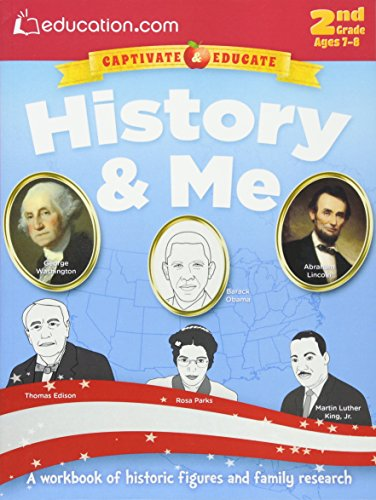 9780486802633: History & Me: A workbook of historic figures and family research