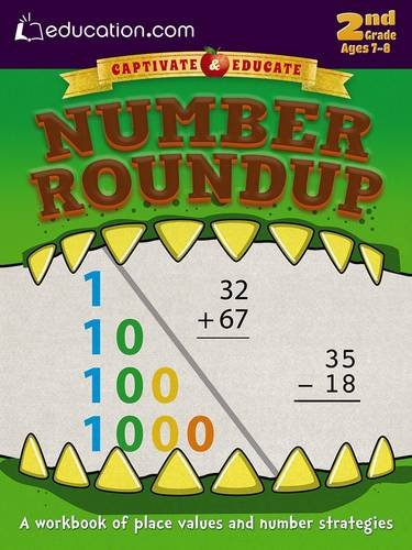Number Roundup: A workbook of place values and number strategies: Education.com