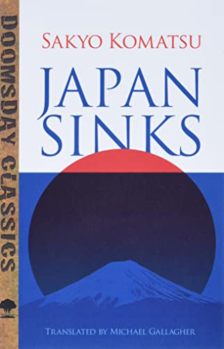 9780486802923: Japan Sinks (Dover Doomsday Classics)